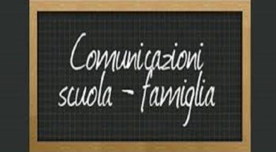 COMUNICAZIONE ALUNNI FRAGILI A.S. 2020/2021